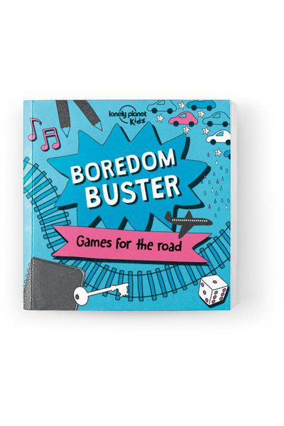 Boredom Buster [AU/UK], Edition - 1 by Lonely Planet