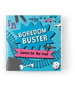 Boredom Buster [US], Edition - 1 by Lonely Planet