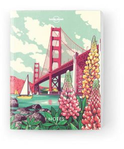 Lonely Planet Notebook with Illustrated Cover - America, Edition - 1 by Lonely Planet
