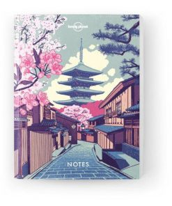 Lonely Planet Notebook with Illustrated Cover - Asia, Edition - 1 by Lonely Planet