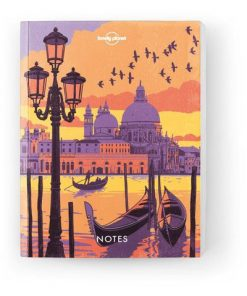 Lonely Planet Notebook with Illustrated Cover - Europe, Edition - 1 by Lonely Planet