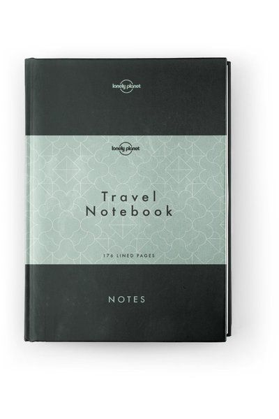 Lonely Planet's Travel Notebook, Edition - 1 by Lonely Planet
