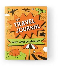 My Travel Journal, Edition - 1 by Lonely Planet