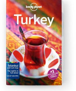 Turkey, Edition - 15 by Lonely Planet