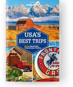 USA's Best Trips, Edition - 3 by Lonely Planet