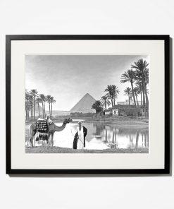 An Oasis Near Cairo