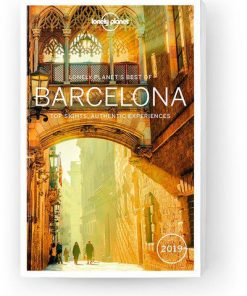 Best of Barcelona 2019, Edition - 3 by Lonely Planet