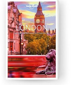 Best of London 2019, Edition - 3 by Lonely Planet