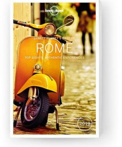Best of Rome 2019, Edition - 3 by Lonely Planet