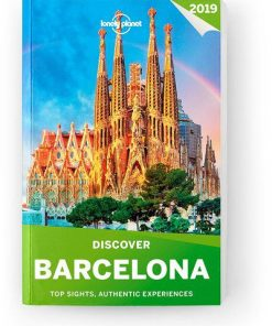 Discover Barcelona 2019 [US], Edition - 6 by Lonely Planet