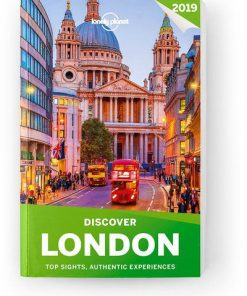 Discover London 2019 [US], Edition - 6 by Lonely Planet