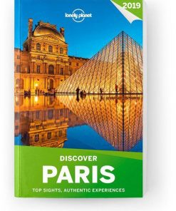 Discover Paris 2019 [US], Edition - 6 by Lonely Planet