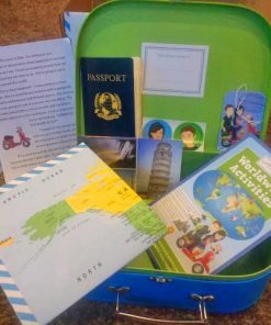 Little Passports subscription service for kids.