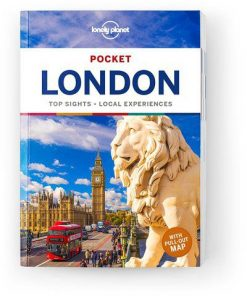 Pocket London, Edition - 6 by Lonely Planet
