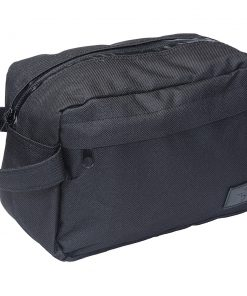 1Voice The Complete Toiletry Bag - With built-in 2,200mAh Charger Black - 1Voice Toiletry Kits