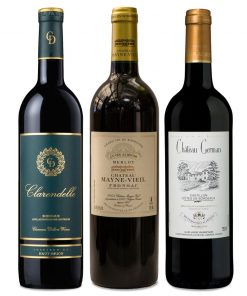 90+ Point Bordeaux Gift Set - Wine Collection Gift