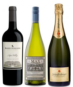 90+ Point Dinner Party Wine Trio - Wine Collection Gift