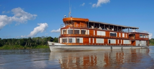 Amazon Cruise Expedition