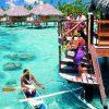 BEST SELLER 7-charming resorts MOOREA , BORA BORA, rangiroa OVERWATER