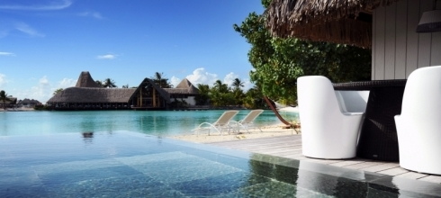 Bora Bora Honeymoon at Le Meridien
