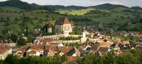 Escorted Transylvania and Moldavian Monasteries