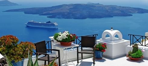 Greece: Athens & Santorini