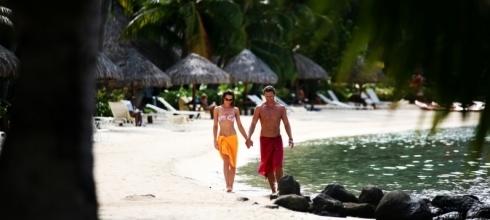 Honeymoon at Sofitel Bora Bora Private Island
