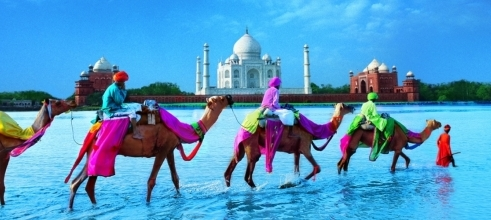 India's Golden Triangle and Magical Doha from $1999