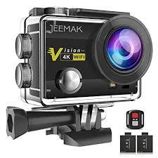 JEEMAK Action Camera