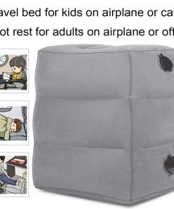 KAILEFU Travel Foot Rest Pillow
