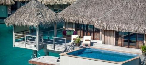 Luxury Retreat St. Regis Bora Bora
