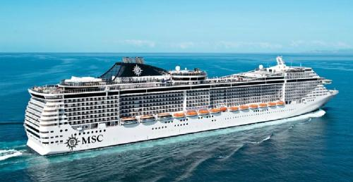 MSC Winter Escape