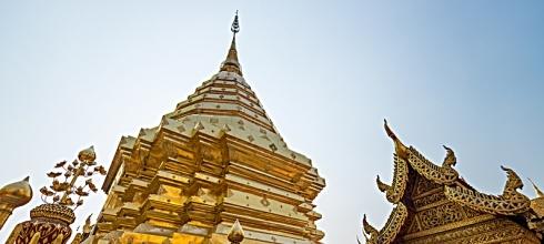 Northern Thailand Overland