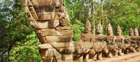 Pre- & Post-Tours: Angkor Wat Cambodia