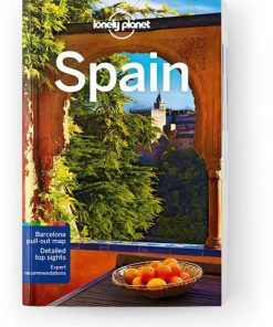 Spain, Edition - 12 by Lonely Planet