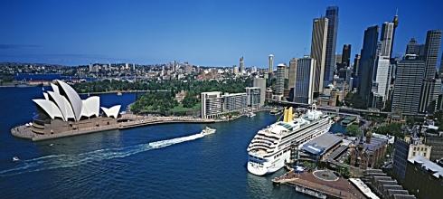 Sydney & Fiji
