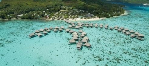 book early VI - 12 DAYS hilton moorea and conrad Bora Bora overwater
