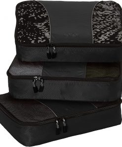 eBags Medium Packing Cubes Set - eBags Travel Accessory Set