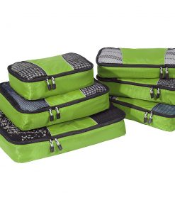 eBags Packing Cubes - 6pc Value Set Grasshopper - eBags Travel Organizers
