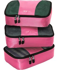 eBags Small Packing Cubes - 3pc Set - Peony
