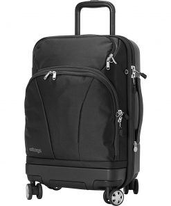 eBags TLS Hybrid Spinner Carry-on Black - eBags Hardside Carry-On