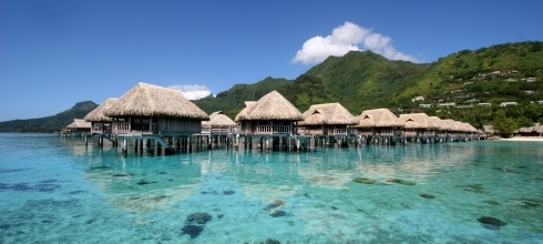 winter SALE -8 DAYS overwater in bora bora