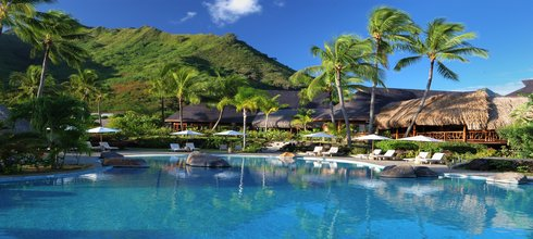 winter sale-FAMILY in moorea -kids 15 and under fly, stay & eat free