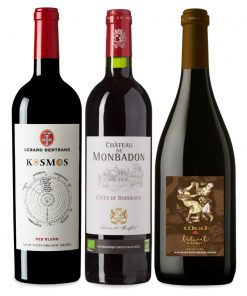 90+ Point Organic Wine Set - Wine Collection Gift