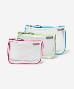 Travelon Assorted Travel Pouches - Set of 3
