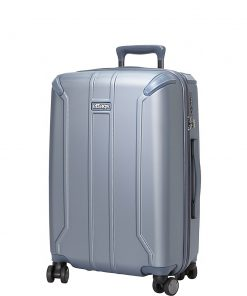 eBags eTech 3.0 Hardside Carry-On Spinner Blue Steel - eBags Hardside Carry-On