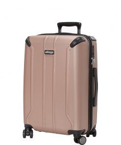 eBags eTech 3.0 Hardside Carry-On Spinner Rose Gold - eBags Hardside Carry-On