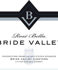 Bride Valley 2014 Rose Bella - Champagne & Sparkling