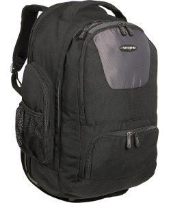 "Samsonite Wheeled Computer Backpack - 21"" Black/Charcoal - Samsonite Rolling Backpacks"