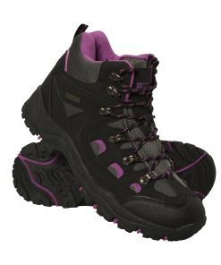 Adventurer Womens Waterproof Boots - Black